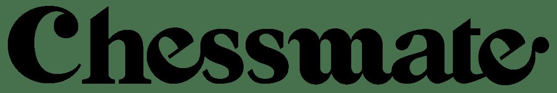 Chessmate_logo_musta